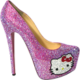 Hello Kitty Louboutin